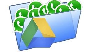wasap google drive
