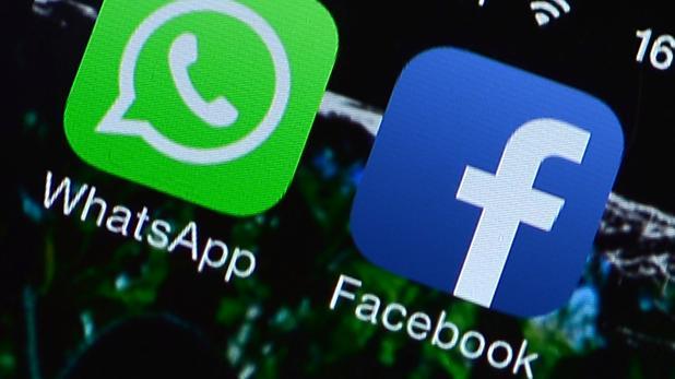 compartir información wasap con facebook