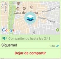 mapa wasap